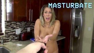 Son Controls Mom with Magic Remote Control – Son Forces Mom to Fuck Him, POV – Mom Fucks Son, Forced Sex, MILF – Nikki Brooks